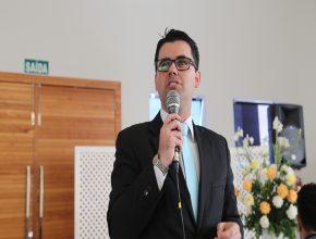 Pastor Felipe Andrade: o nosso objetivo é incentivar as igrejas adventistas a idealizarem um ministério específico para os homens