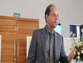 Pastor Jorge Mário ministrou palestras ressaltando a importância do homem no contexto familiar