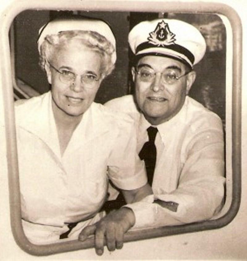 O casal Halliwell fez um grande serviço médico-missionário no norte do Brasil
