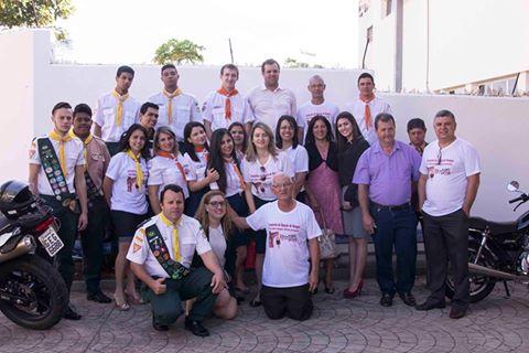 Cerca de 70 voluntários doaram sangue na campanha. Foto: Thiago Santos