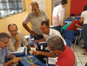 Curso promove simulações de desastres para participantes fazerem avaliação da situação