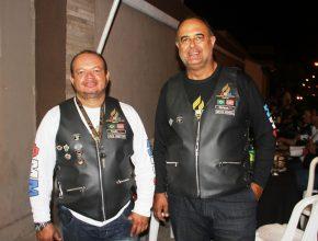 Reginaldo e Gideão viajaram dois dias até Brasília em busca de novas experiências