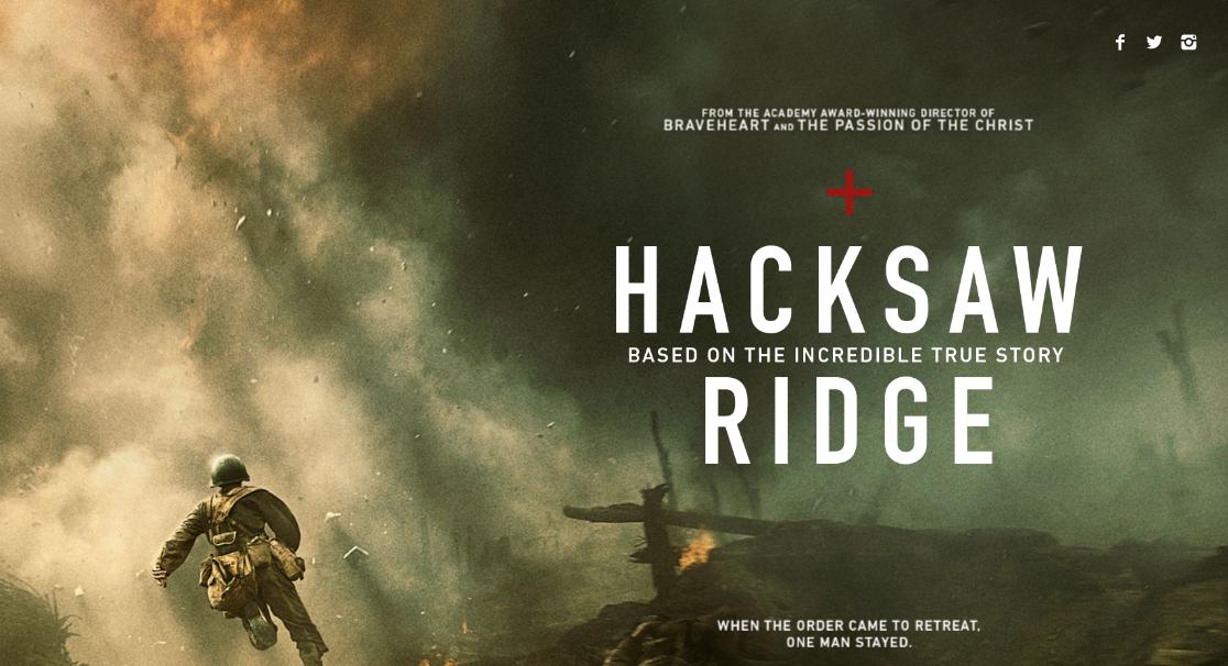 Filme reforça a fidelidade de adventista do sétimo dia em meio a uma batalha da Segunda Guerra Mundial.