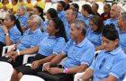 Clubes de idosos participam de congresso