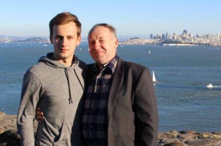 Vladyslav Kostiuk, ucraniano, de 23 anos, estudava em Nice, França, lugar do atentado terrorista