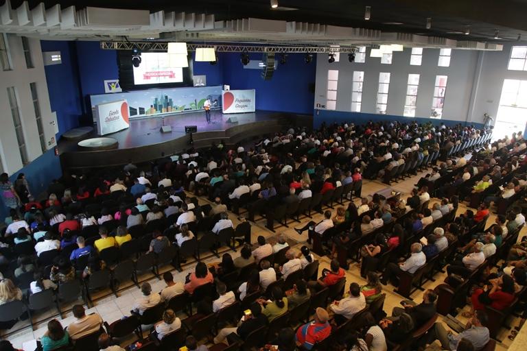 Projeto Multiplique Esperança é realizado simultaneamente em oito países da América do Sul