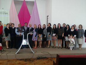 Adventistas de Palmeira das Missões também participaram da multiplicação de Pequenos Grupos.