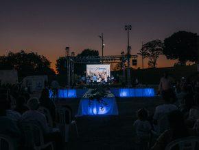 O cenário do parque, em meio à natureza, acolheu mais de 1.200 líderes disposto a continuar o trabalho missionário.