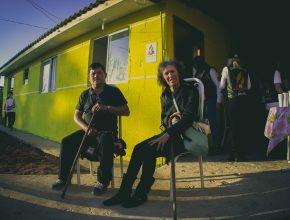 Sebastião e Lindamir sofreram um AVC. As limitações e dificuldades eram muitas.