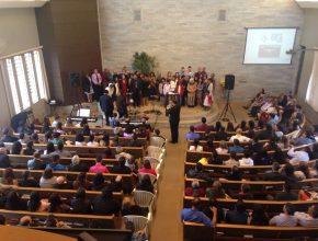 Congresso marca lançamento do projeto Construa Uma Igreja