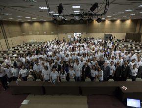 Mais de 200 médicos participaram do II Congresso da AMA (foto: Edu Garcia)