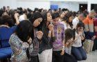 3.500 adolescentes buscando uma missão