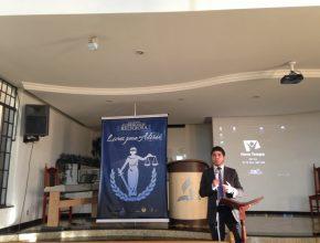 O advogado Nicholas Cavalcante fala sobre temas bíblicos e jurídicos ligados à liberdade religiosa
