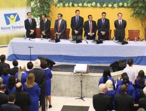 Líderança da Igreja para o Nordeste e Pernambuco