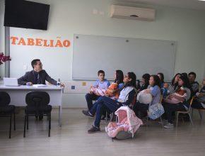 Registro de nascimento, triagem, exame do pezinho e orientações de cuidados básicos fizeram parte do projeto.