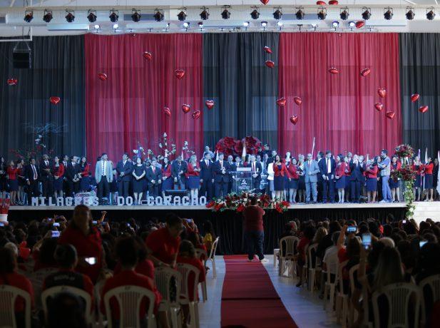 Congresso reúne mais de 2500 mulheres