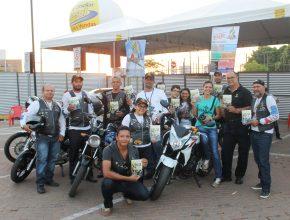 No total 14 pessoas participaram e foram distribuídos cerca de 450 livros missionários