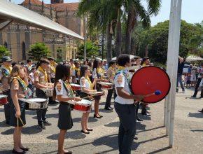 A ação foi realizada no centro de Votuporanga. Foto: Colaborador local