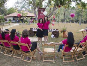 Área Feminina da Colportagem teve reunião exclusiva durante o programa
