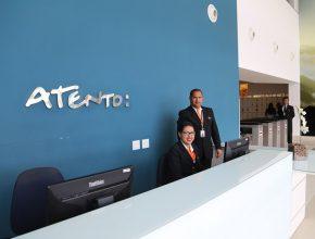 Presente em 14 países a Atento tem no Rio 15 mil funcionários.