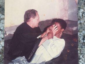 Batismo do pastor Adelson dos Santos, aos 16 anos