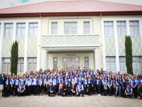 151 servidores da rede educacional no noroeste gaúcho participaram do encontro.