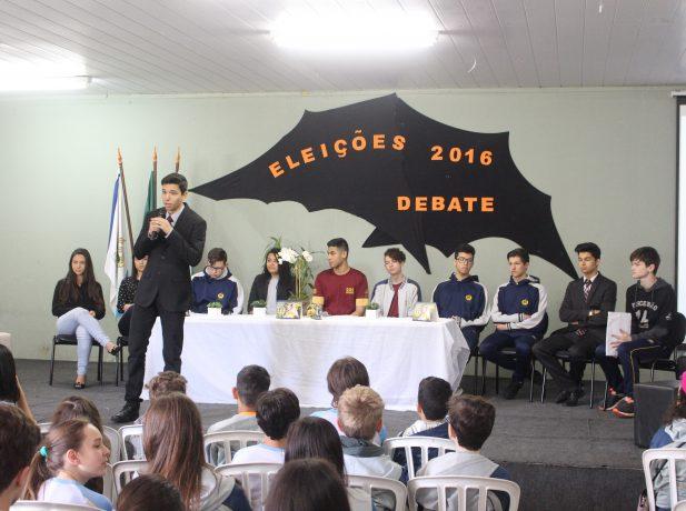 Os candidatos desenvolveram estratégias e propostas para apresentar aos seus eleitores.