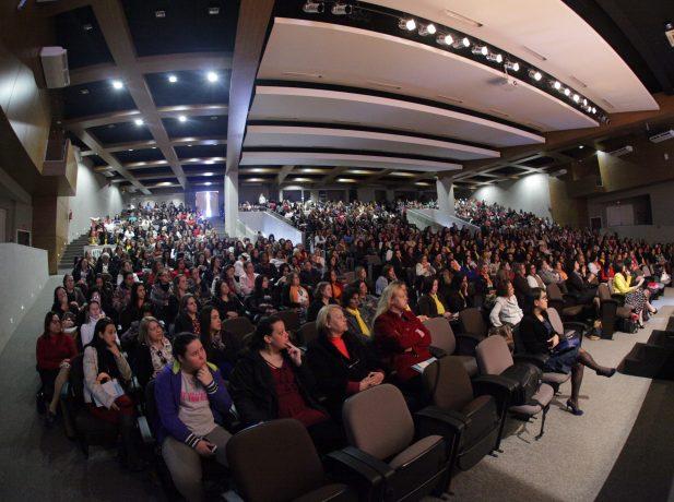O evento contou com mais de 850 participantes, tendo representação de todo o território da Associação Sul Paranaense.