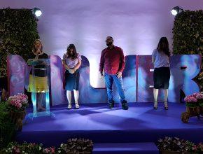 Presença do grupo musical Art' trio