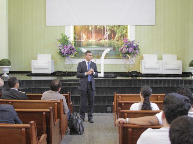 O encontro ocorreu na IASD Central de Goiânia.