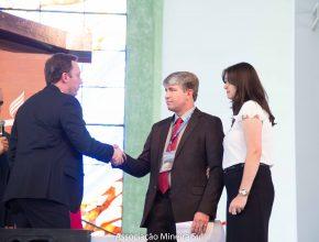 Pr. Eduardo Acencio foi nomeado Secretário na Associação Mineira Sul pelos próximos quatro anos Foto: Anne Seixas