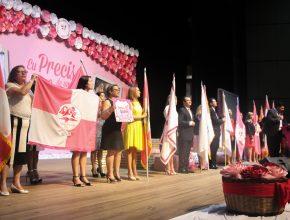 Representantes regionais do ministério da mulher. Foto: Pedro Farias