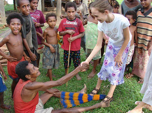 Projetos missionários fora do país contam com a ajuda estrutural do Numci e da AFM Brasil.