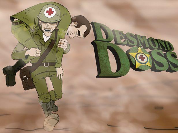 Desmond Doss recusou pegar em armas e ainda salvou 75 pessoas na II Guerra Mundial