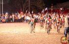Ciclistas percorrem 700 km para participar de acampamento