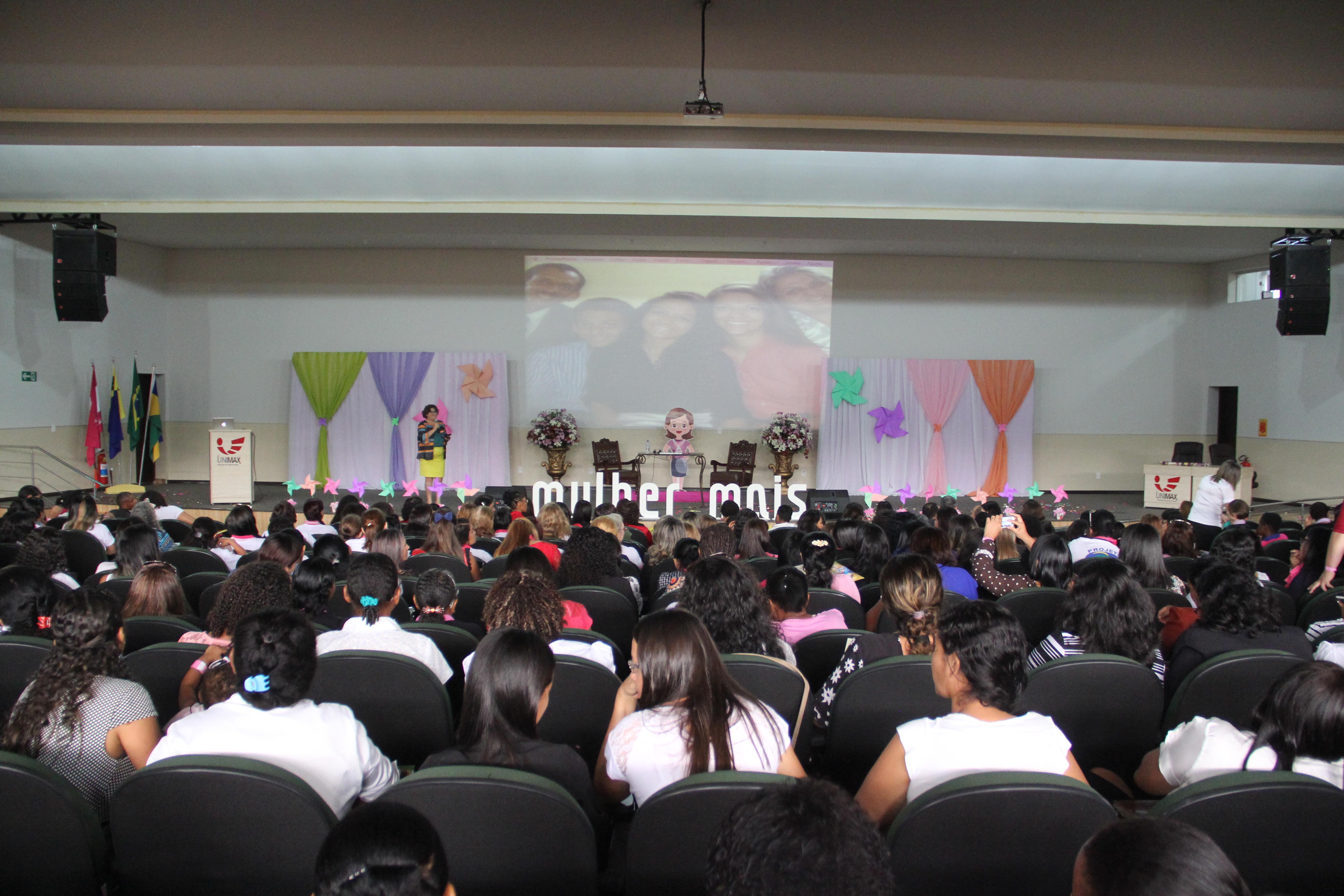 Congresso reuniu mulheres em Rio Branco, Porto Velho e em Ariquemes/ Fotos: Helder André