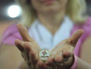 No congresso mulheres foram investidas com o lenço da Mulher Mais
