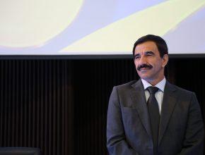 Pr. Domingos Souza, presidente da União Central Brasileira