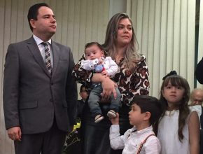 Mais nova família pastoral da Rio Sul.