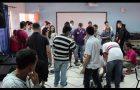 Departamento de música promove curso para operadores de som