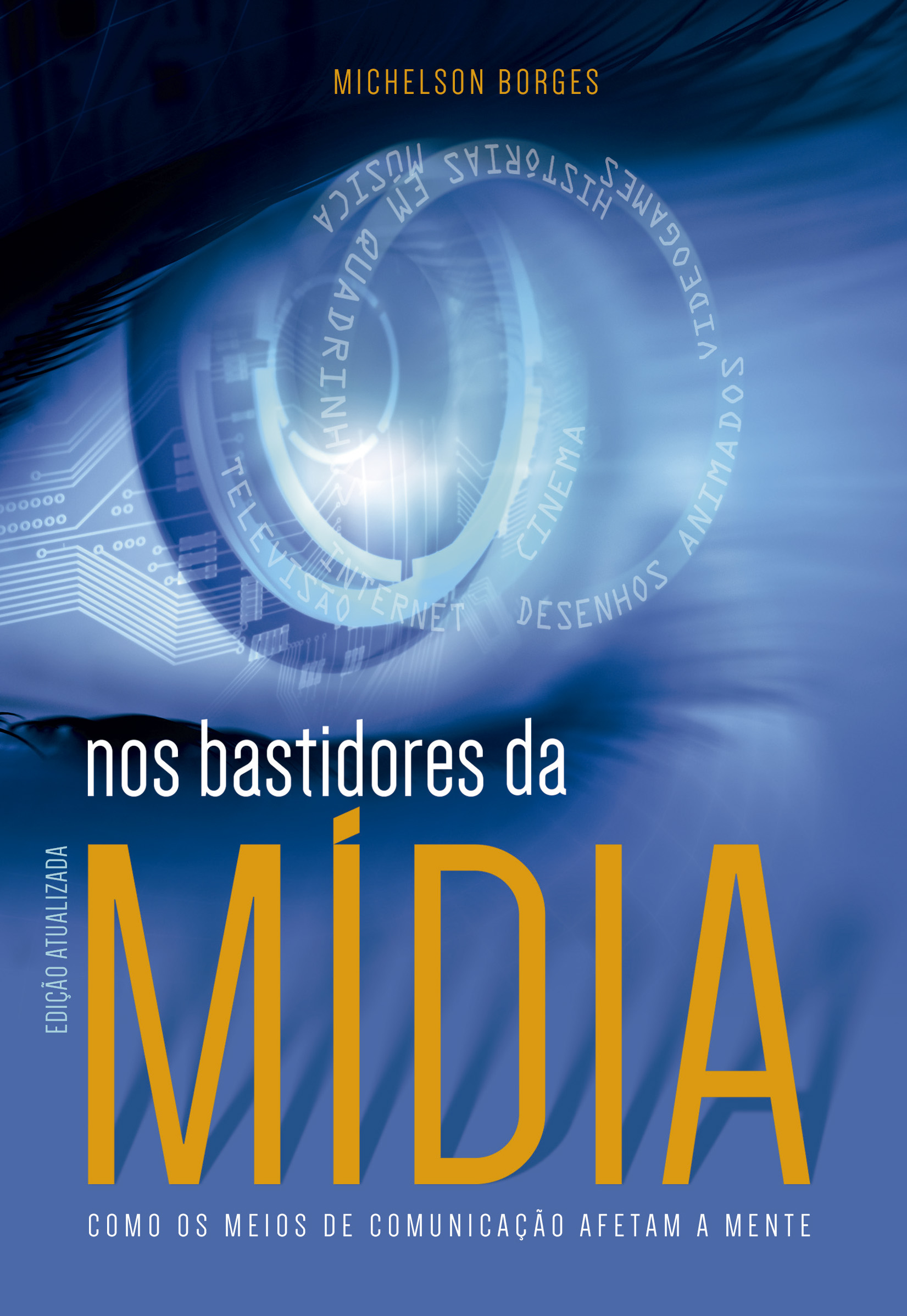 Autor da obra é jornalista e atual editor da revista Vida de Saúde. Foto: Gentileza da Casa Publicadora Brasileira