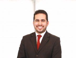 O Pr. Allan Stênio assume, a partir do próximo ano, o distrito de São Bernardo, em Juiz de Fora, MG.