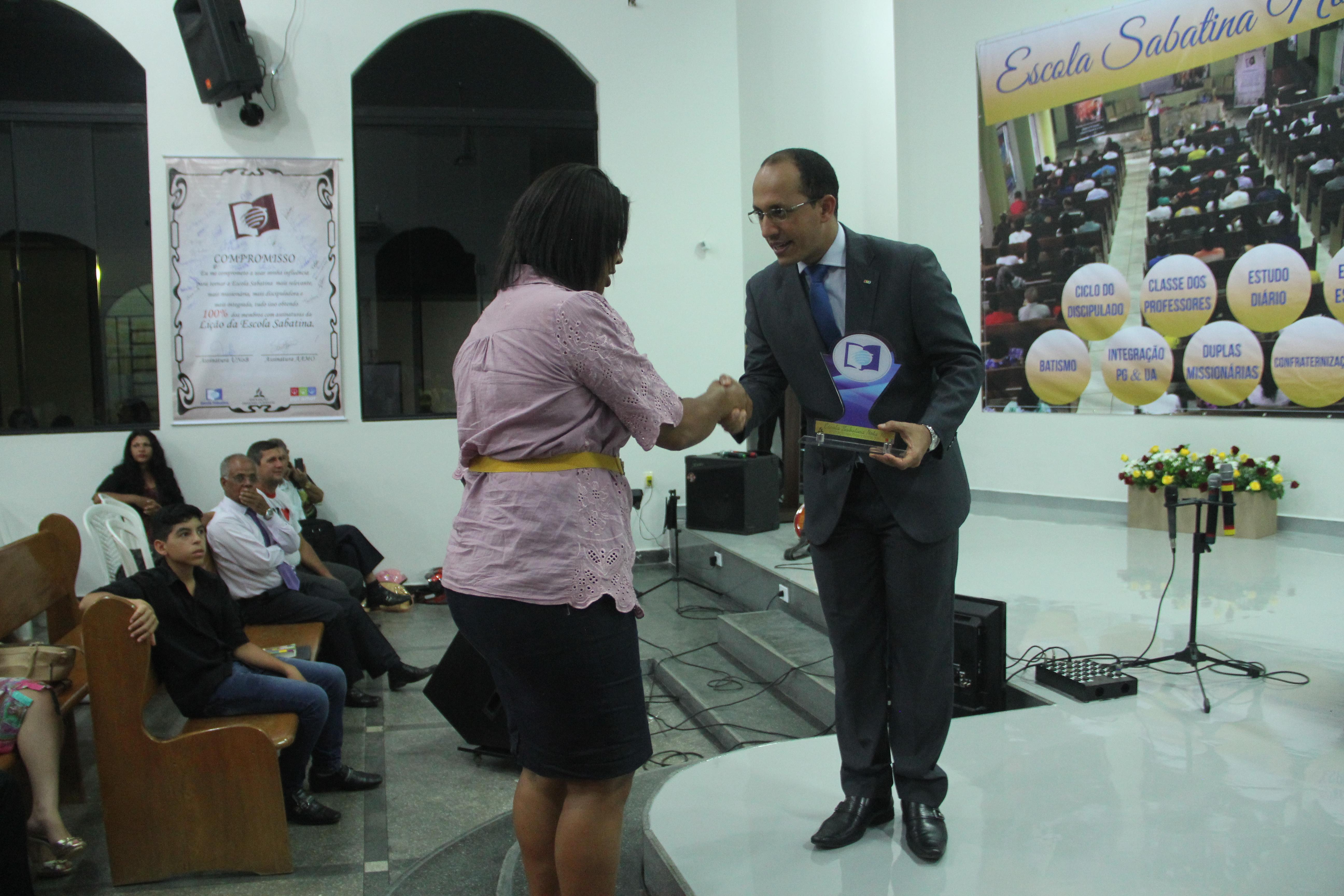 Líder da área, pastor Tiago, pensa em ampliar o projeto para as sedes administrativas na região Noroeste do Brasil