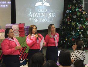 Da esquerda para a direita: Ironildes Bussons 9UNB), Lucélia Santos (MSMa) e Cleonice Santiago (UNB)