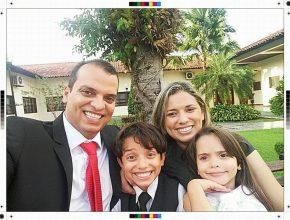 Família Salles esteve por quatro anos atuando no norte do Brasil.