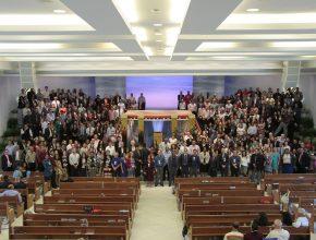 Mais de 500 pessoas participaram do encontro.