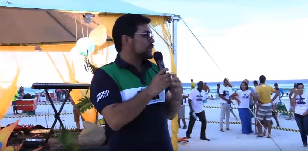 Giuseppe Borges fala do projeto Sonhando Alto