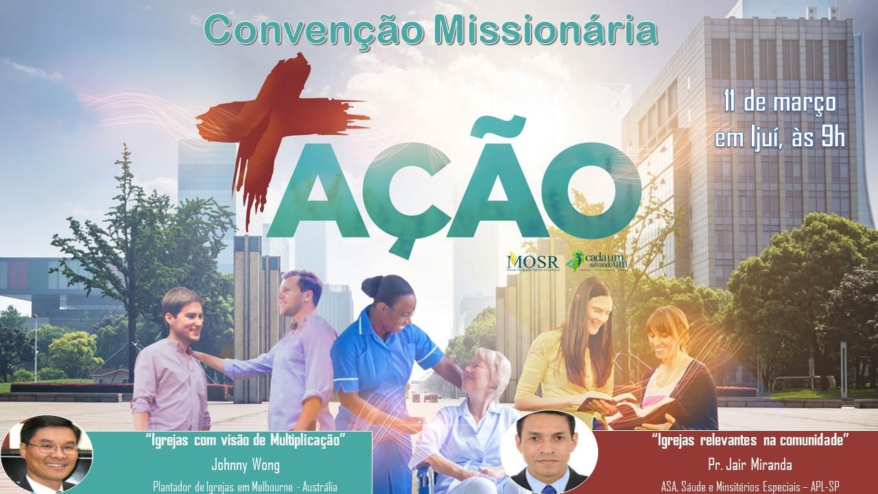 Convenção Missionária