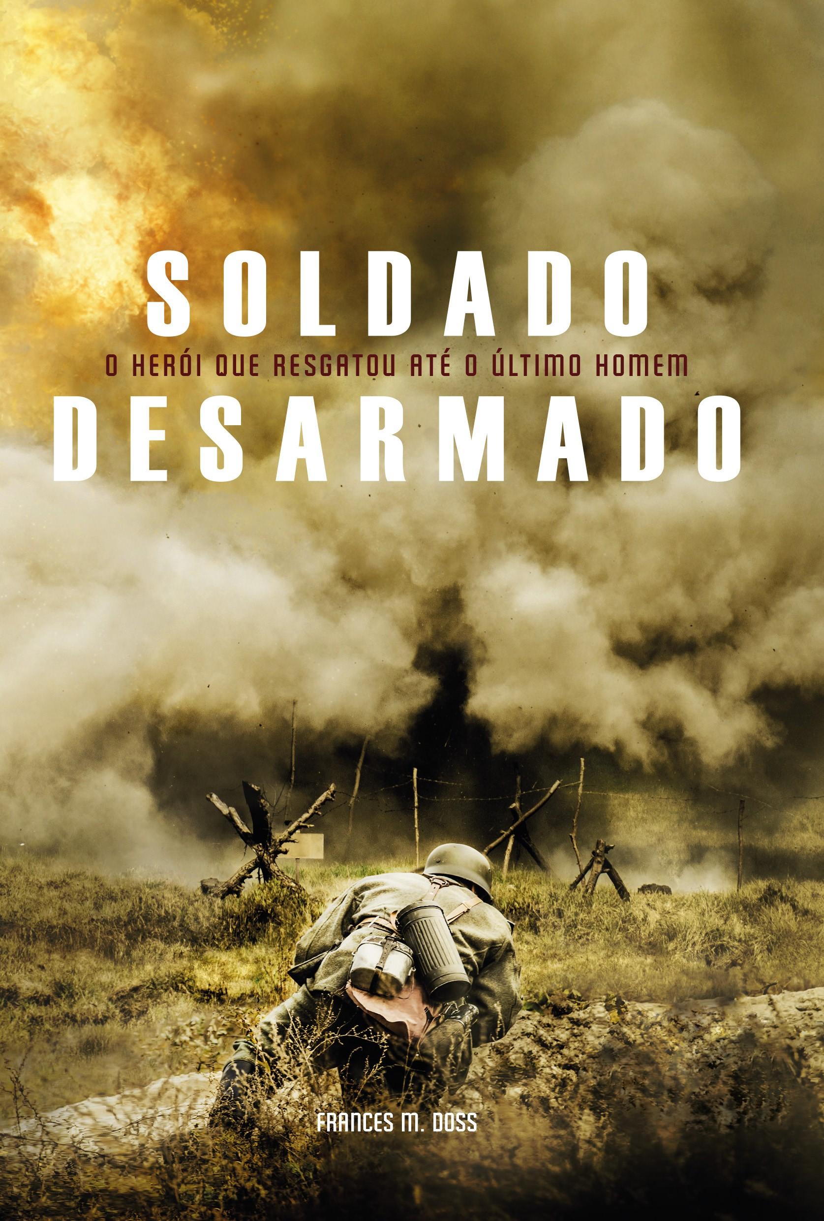 Livro foi baseado em memórias da esposa de Desmond. Foto: Casa Publicadora Brasileira