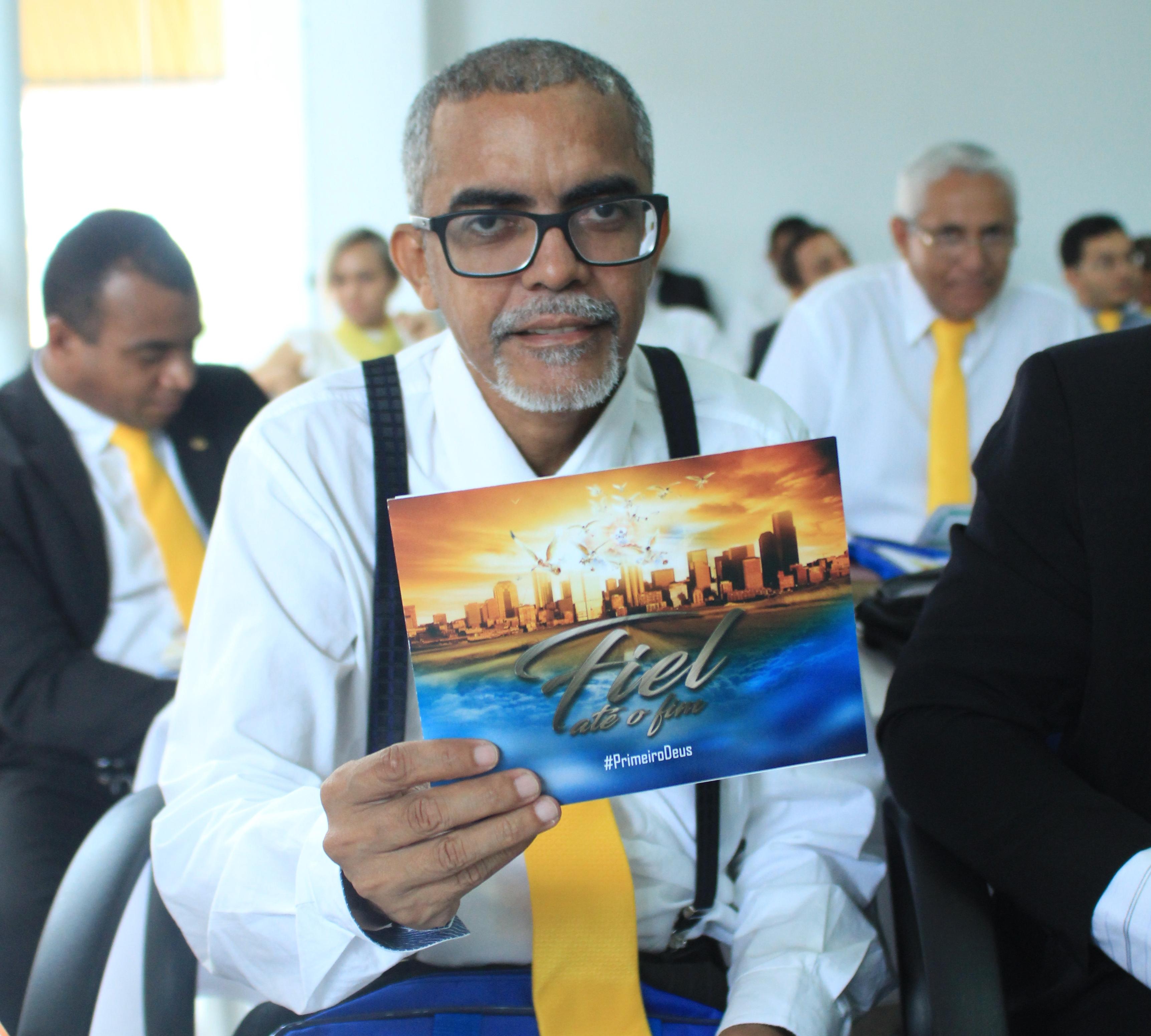 """O tema """"Fiel até o Fim"""" norteará os fiéis adventistas no norte do país em 2017"""